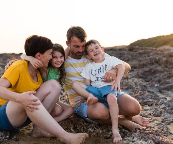 LAURA FAUVE - PHOTOGRAPHE FAMILLE - JARD SUR MER