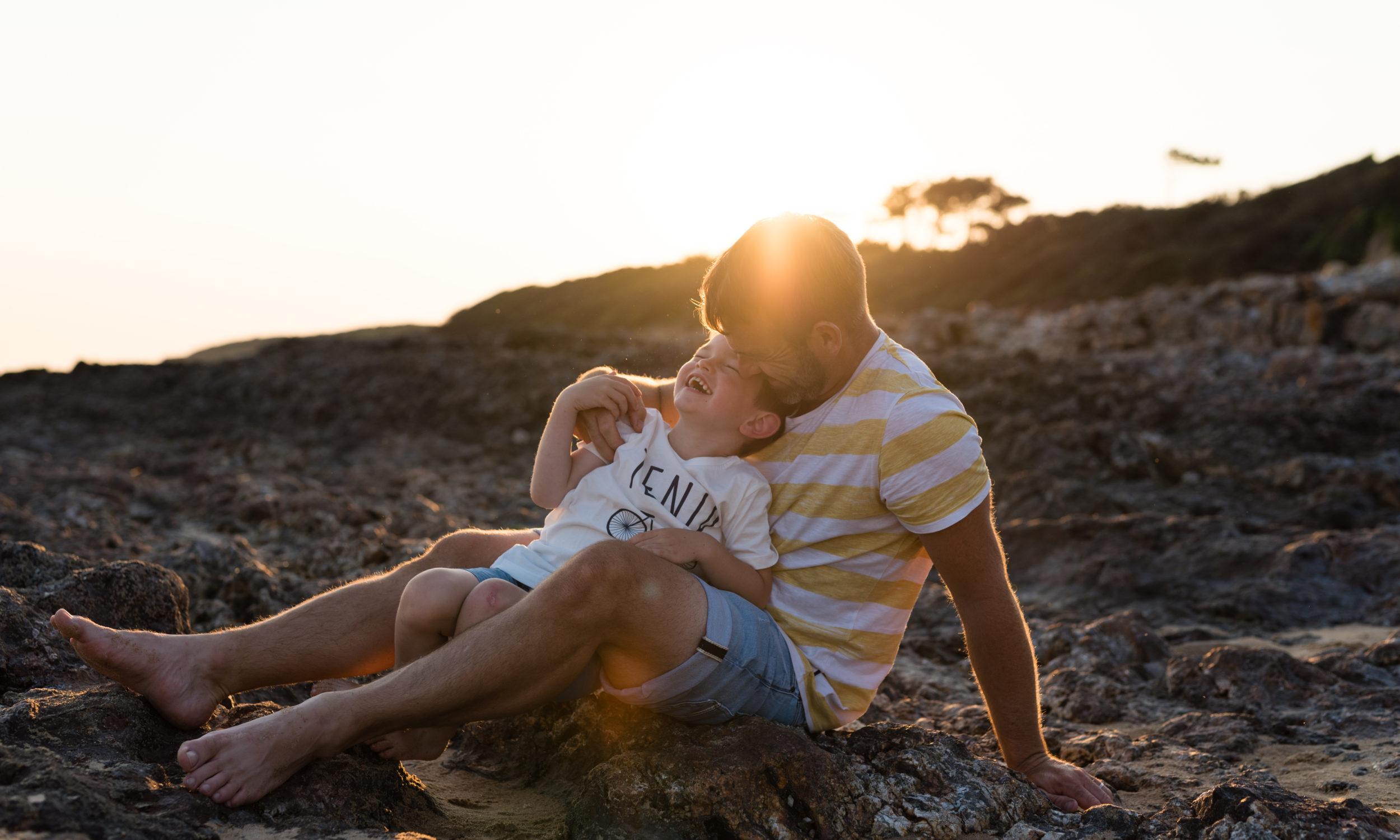 SEANCE FAMILLE - PHOTOGRAPHE FAMILLE - JARD SUR MER