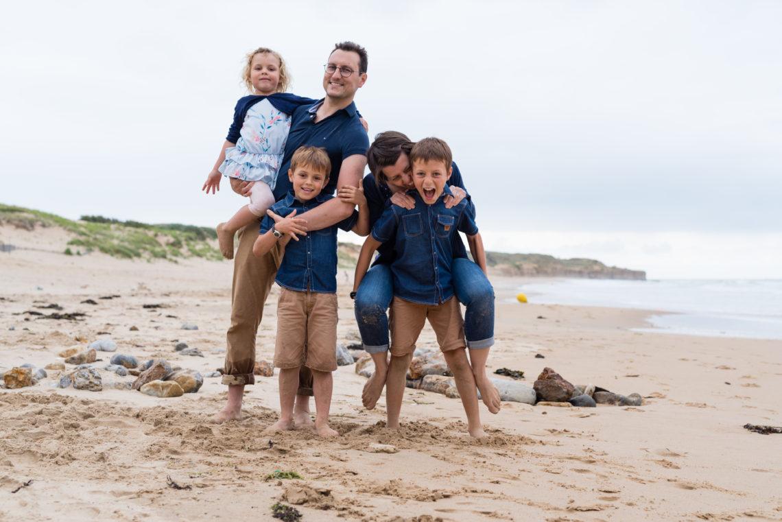 SEANCE FAMILLE - VENDEE